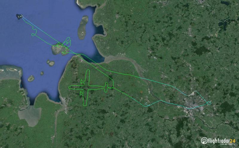 Let letadlem se rázem může změnit v malé umění.