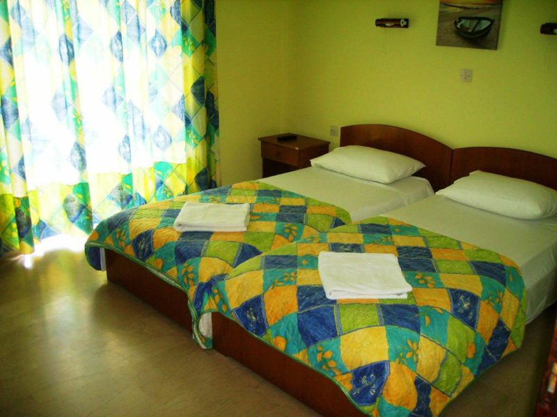 Hotel Angela Beach Korfu pokoj