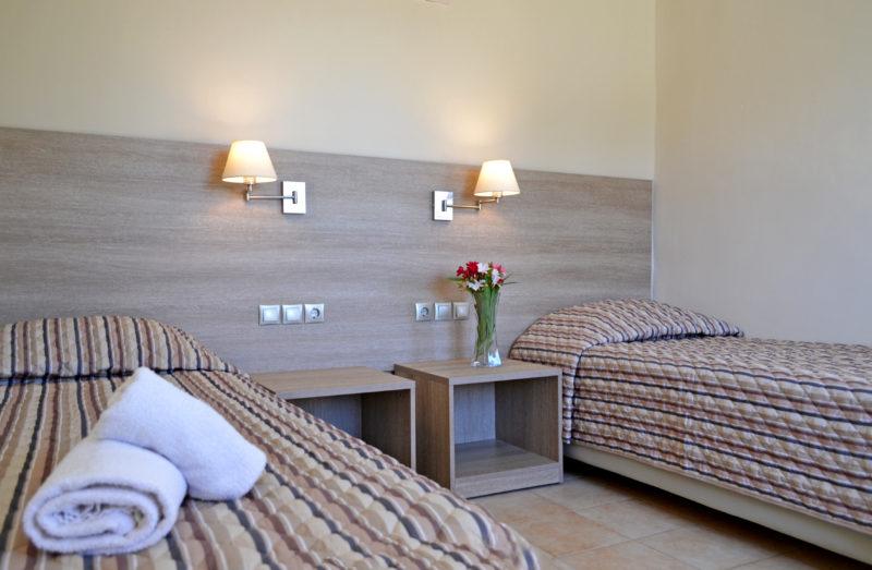 Hotel Messonghi Beach - vybavení pokoje.
