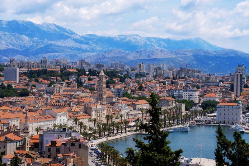 Chorvatsko má krásné nejenom moře.
