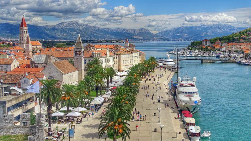 Webkamery Chorvatsko online pro vás