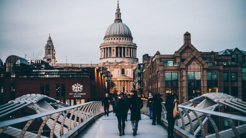 Co navštívit v londýně