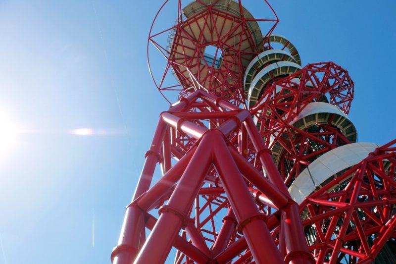 Co navštívit v Londýně - ArcelorMittal Orbit