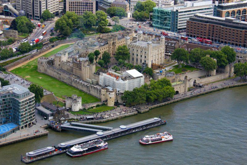 Co navštívit v Londýně - Tower of London