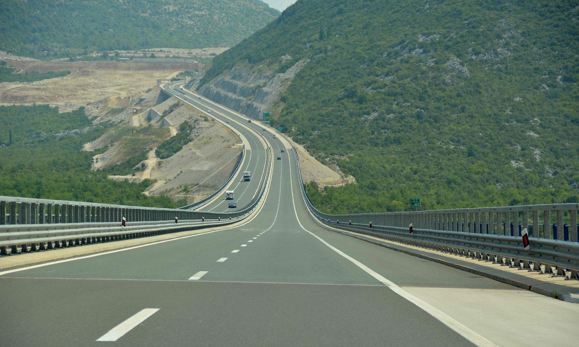 Dálnice Chorvatsko online – uzavírky, živé záběry z webkamer, aktuální situace