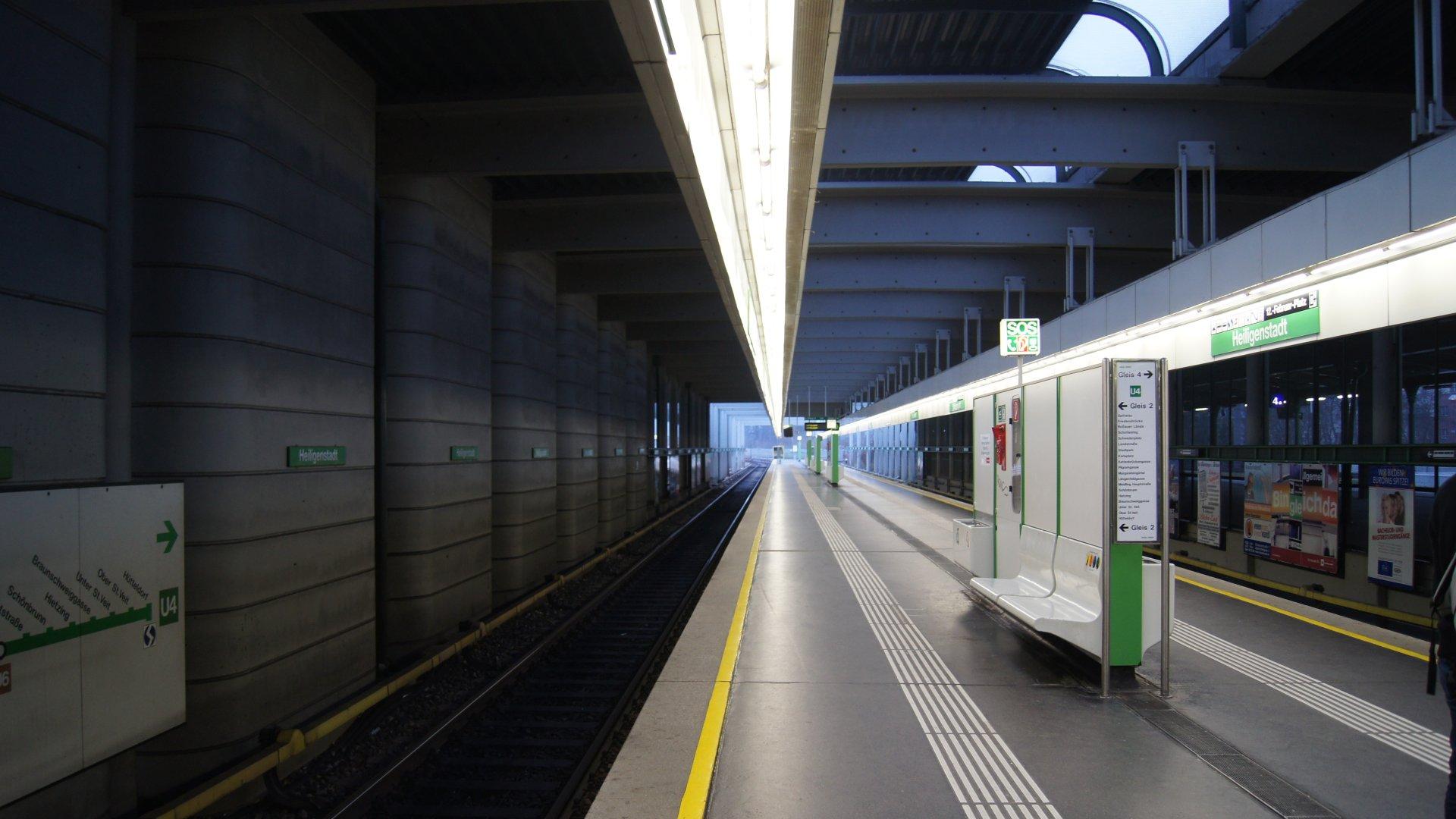 Metro Viden Ceny Jizdenek Mapy Informace
