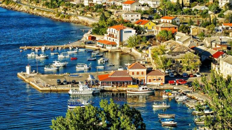 Webkamery Chorvatsko online – Dálnice i pláže
