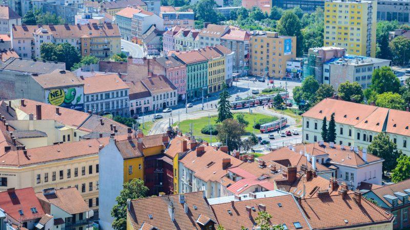 Největší města ČR - Brno?