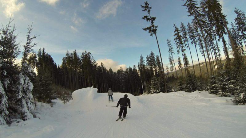 Ski Bílá nabízí úžasné lyžování