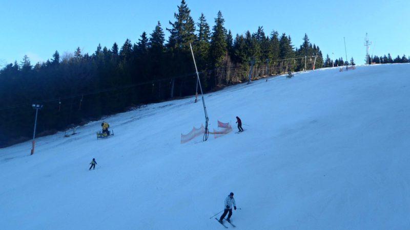Na své si tu přijde každý lyžař.