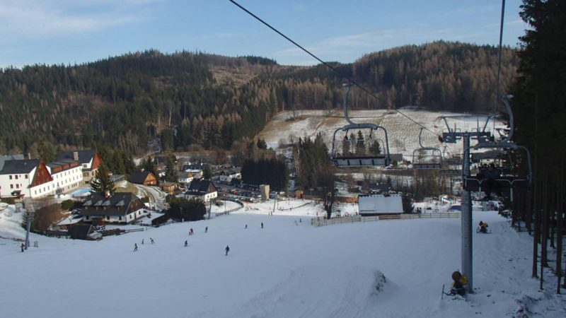 Ski Kopřivná – Permanenty, webkamera, průvodce