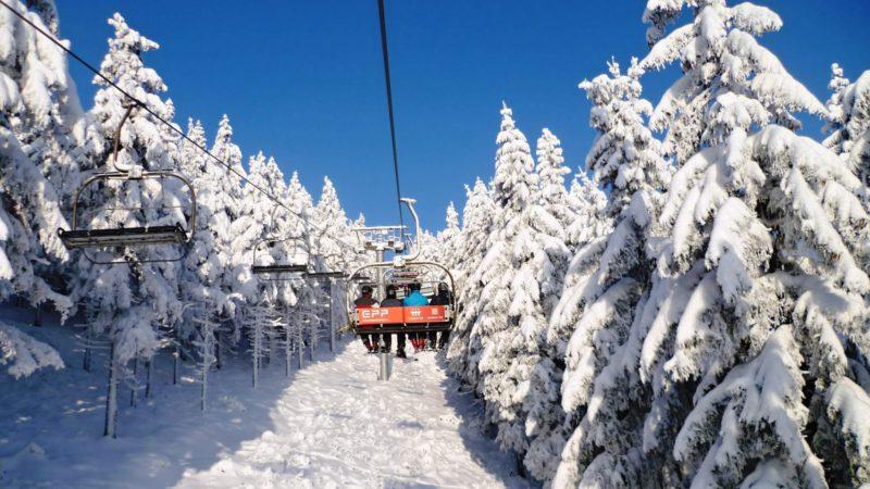 Ski Říčky je opravdu krásný areál.