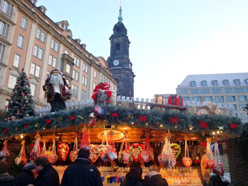 Vánoční trhy Drážďany 2019 – Program, mapa, tipy