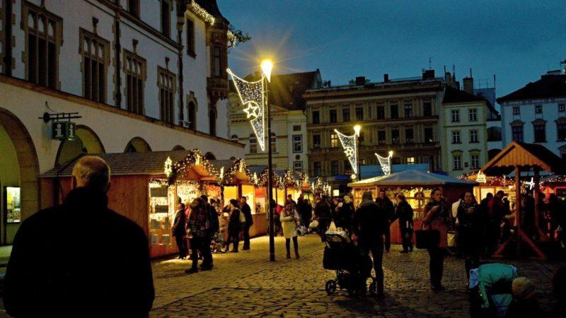 Vánoční trhy Olomouc 2018 – Kompletní průvodce