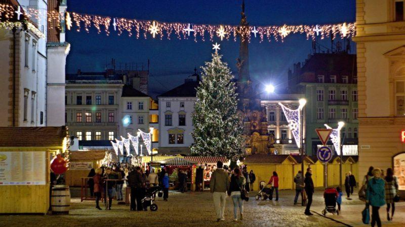 Atmosféra Vánoc je zde živá.