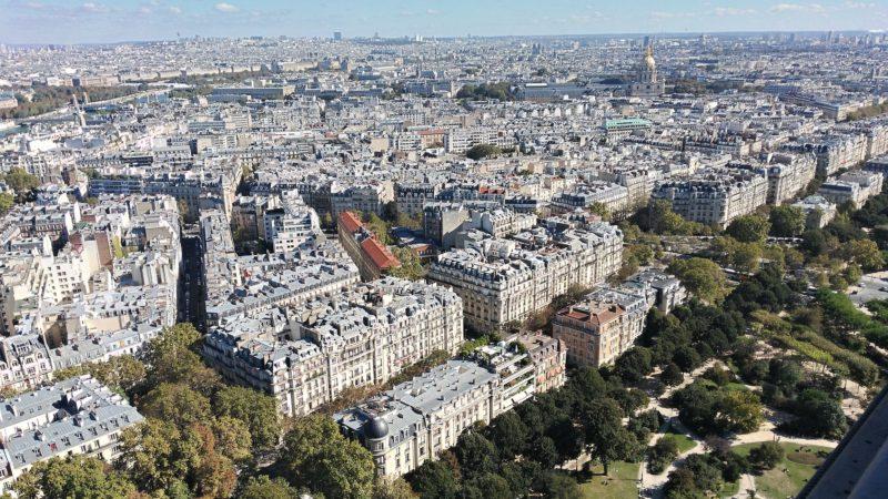 Hlavní města Evropy - Paříž