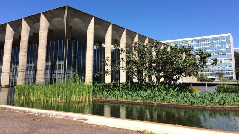 Hlavní města světa Brasilia