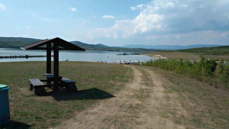 Pohoda u jezera Milada
