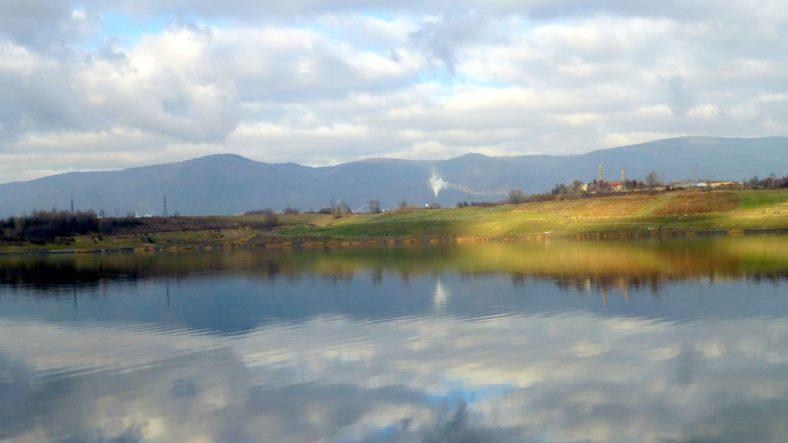 Jezero Milada u Ustí nad Labem