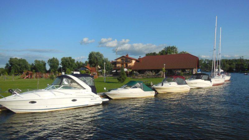 Mazurská jezera nabízí skvělé místo pro dovolenou