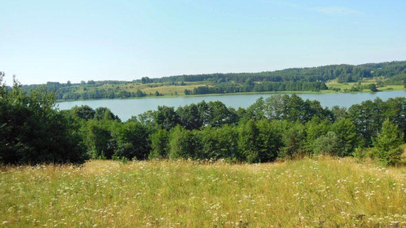 Příroda Mazurských jezer je úžasná