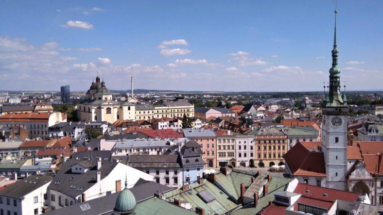 Olomouc – Průvodce historickým jádrem