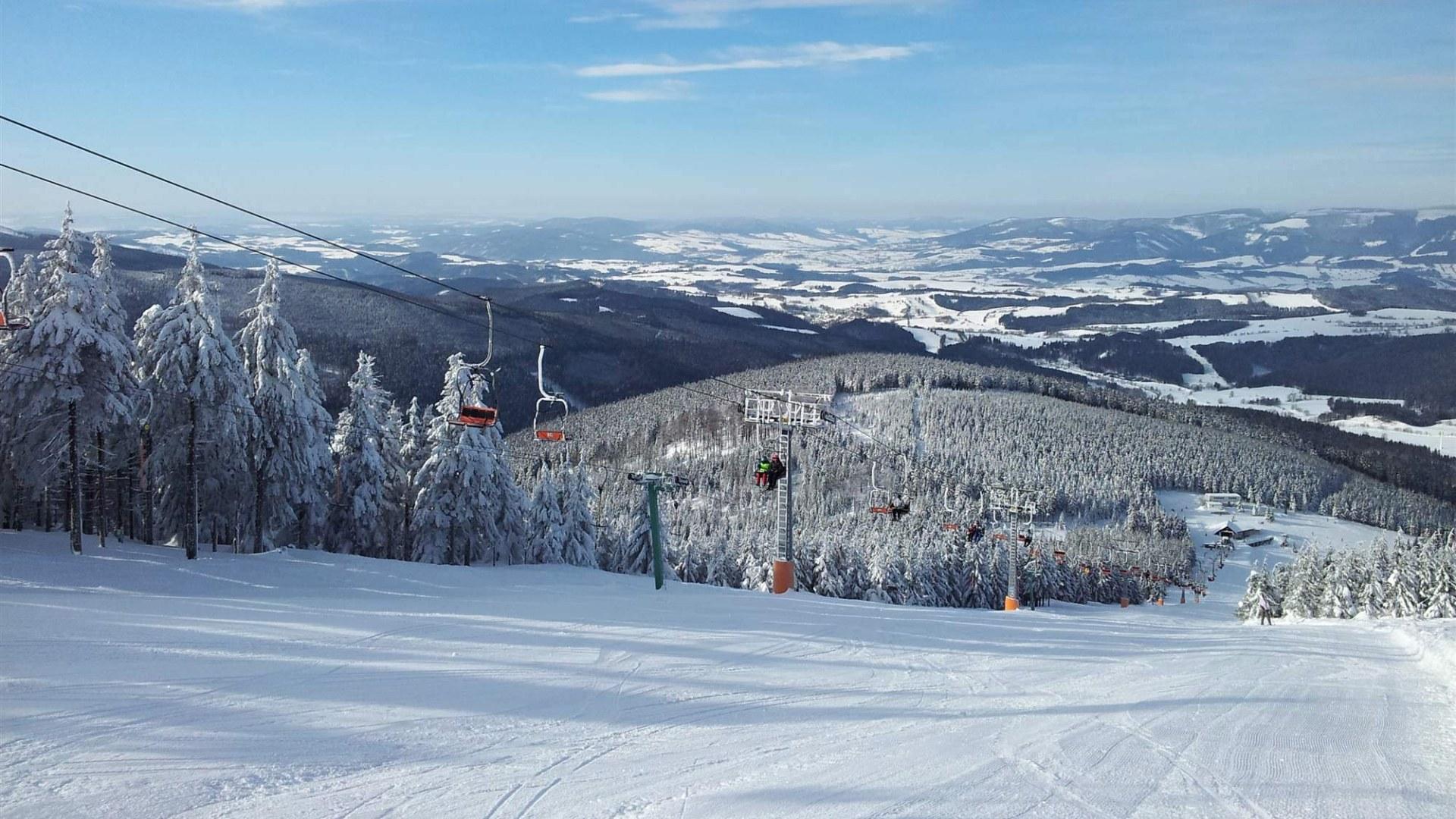 Ski Ramzová (Bonera) – Webkamera, ubytování, počasí