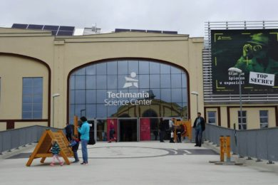 Techmania Science center Plzeň