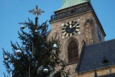 Vánoční trhy Plzeň 2018