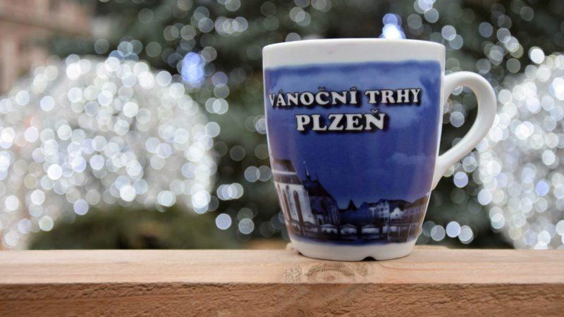 Vánoční trhy v Plzni mají bohatý program