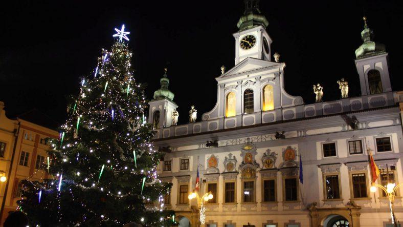 Vánoční trhy České Budějovice – Českobudějovický advent, program a tipy