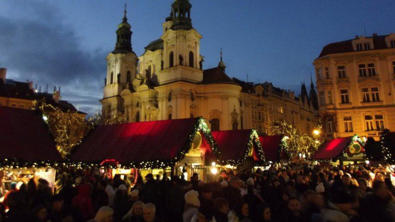 Trhy na Staromáků jsou zajímavé, ale rozhodně ne ty nejlepší v Česku