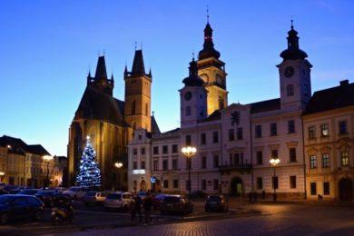 Vánoční trhy Hradec Králové