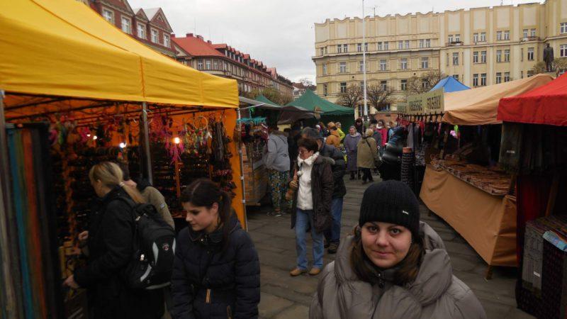 Vánoční trhy pořádá Hradecké kulturní a vzdělávací společnost