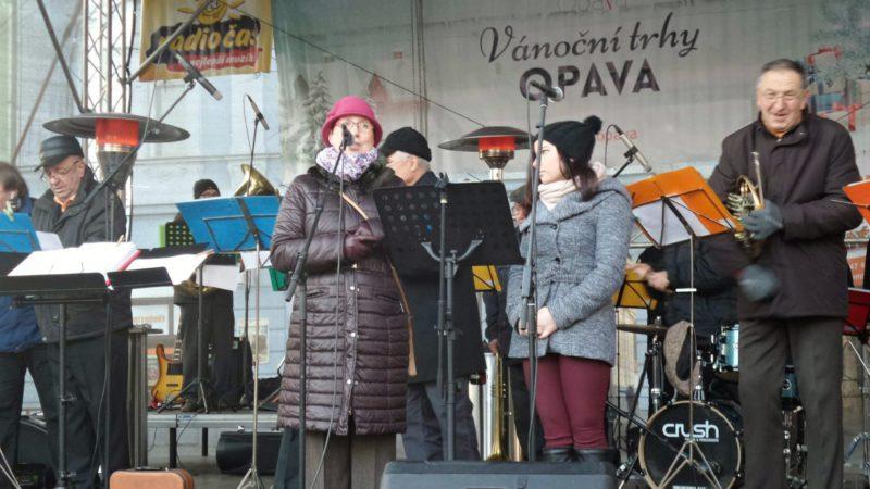 Kulturní program na vánočních trzích Opava