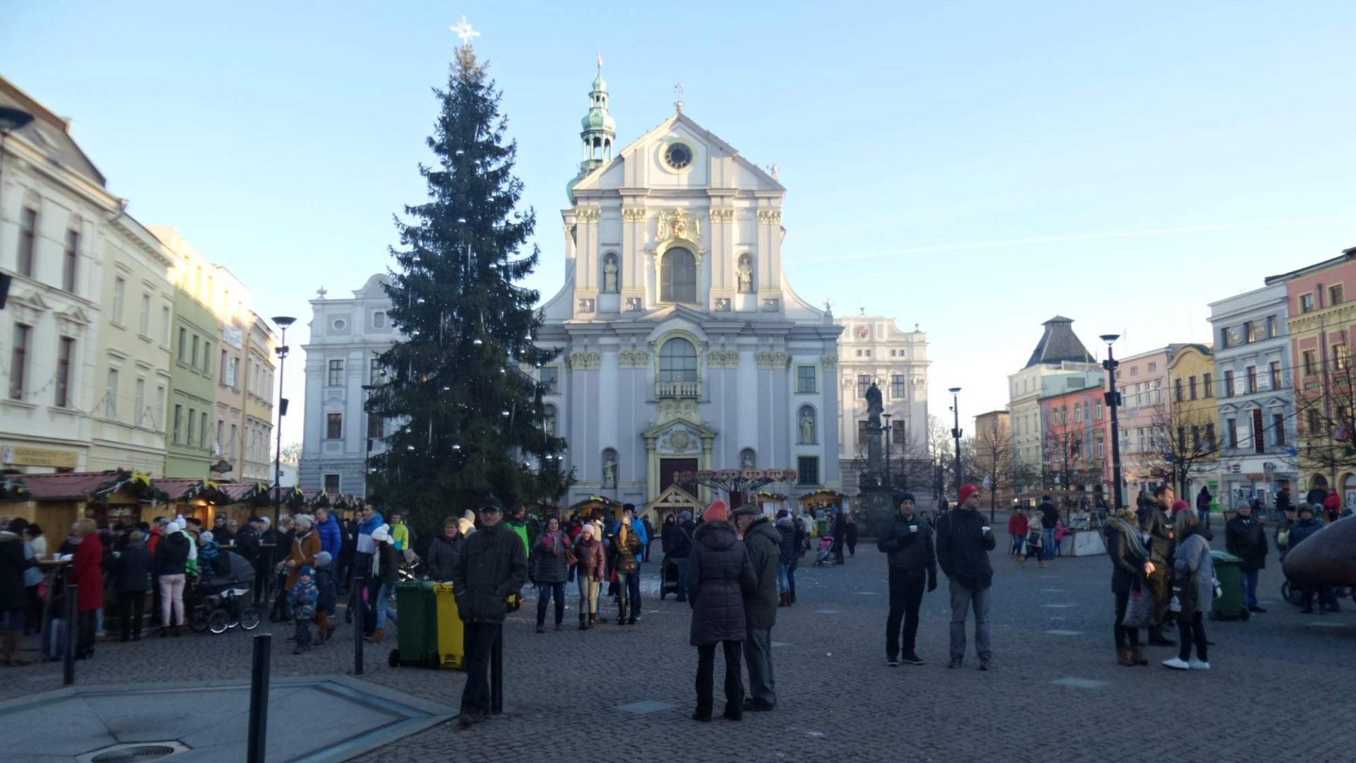 Vánoční trhy Opava 2018 – Program, termín, tipy