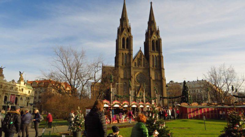 Vánoční trhy – Náměstí Míru