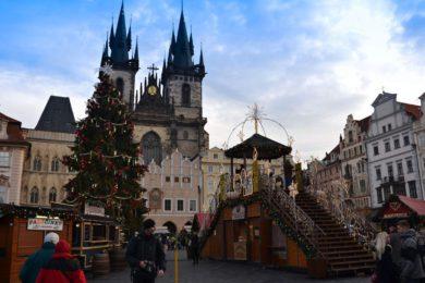 Vánoční trhy Praha – Program, tipy, průvodce tím nejlepším
