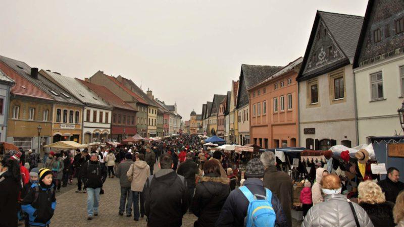 Vánoční trhy Úštěk