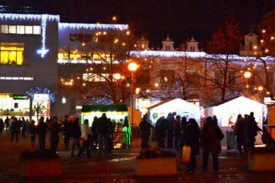 Vánoční trhy Zlín 2018 – Program a naše tipy