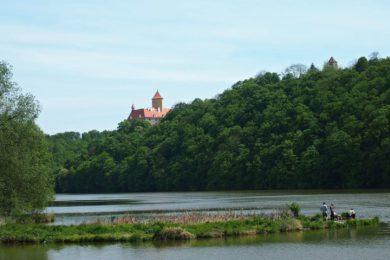 Brněnská přehrada – Parník, ubytování, kvalita vody a více