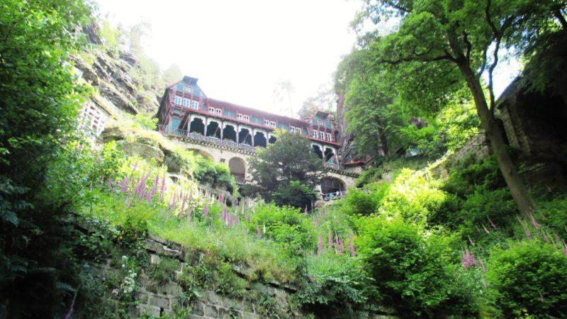 Chata vedle Pravčické brány