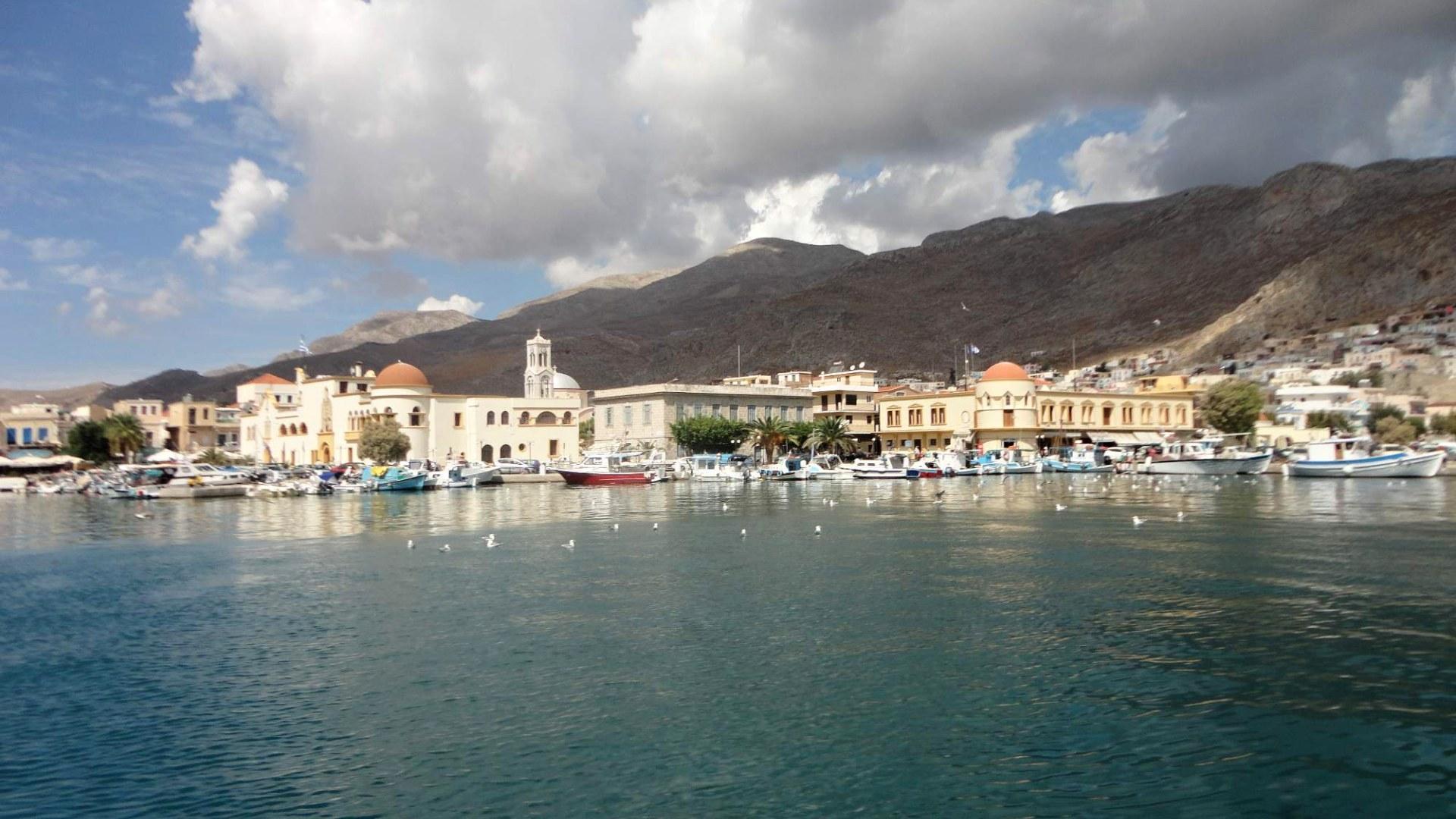 Ostrov Kos Řecko