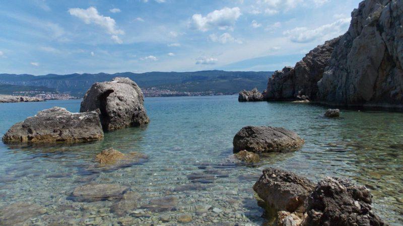 Pláže ostrova Krk