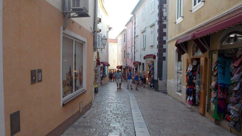 Krásné historické ulice