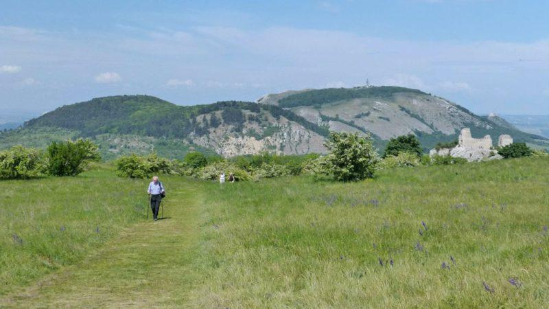 Další zajímavý pohled do daleka - v místě Pálava