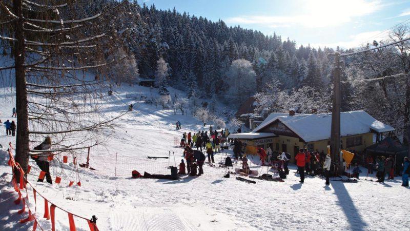 Pohodový areál Ski Malenovice
