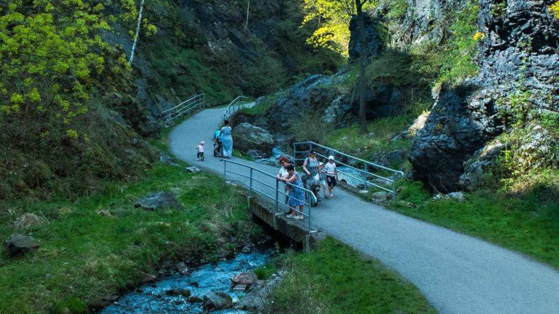 Romantika údolí Šáreckého potoka