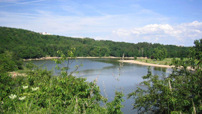 Hostivařská přehrada – kvalita vody 2018, koupání, nudapláž