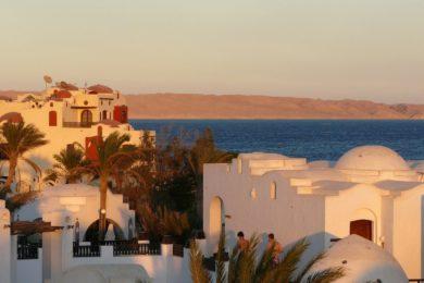 Hurghada je nádherné místo pro dovolenou